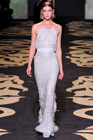 Versace FW 2011. Изображение № 23.