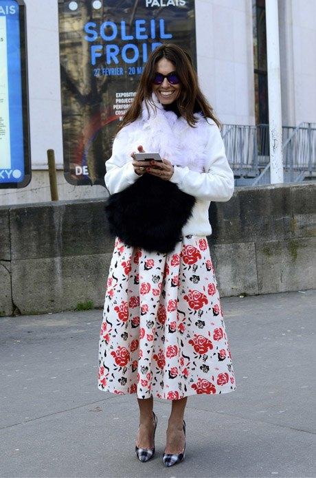 Гости Парижской недели моды FW13, часть 1. Изображение № 26.