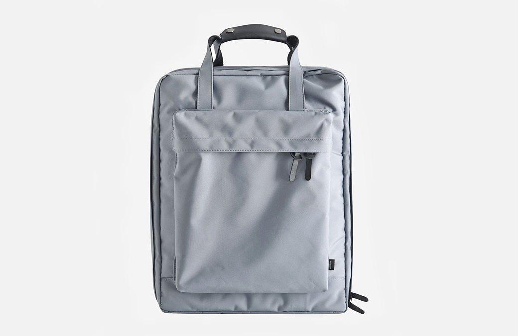 Вместительный рюкзак  для коротких путешествий. Изображение № 1.
