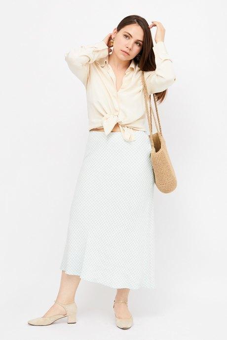 Основательница винтажного магазина More is More Аня Кольцова о любимых нарядах. Изображение № 16.