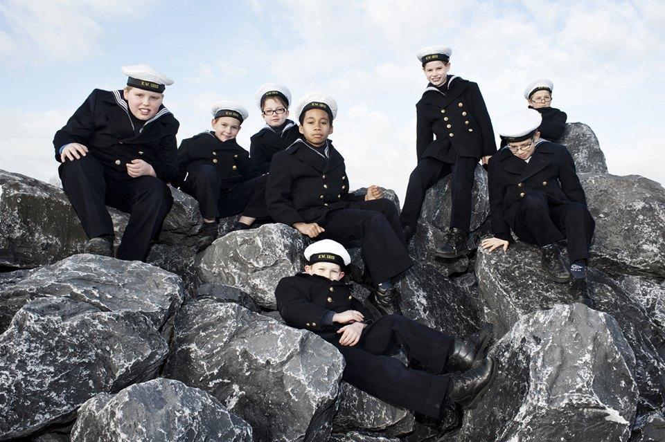 «Гляди, море»:  Сложные подростки  в мореходке. Изображение № 3.