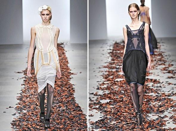 Показы на London Fashion Week SS 2012: День 1. Изображение № 12.