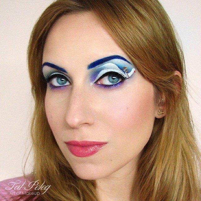 10 вдохновляющих  Instagram-аккаунтов о макияже. Изображение № 26.