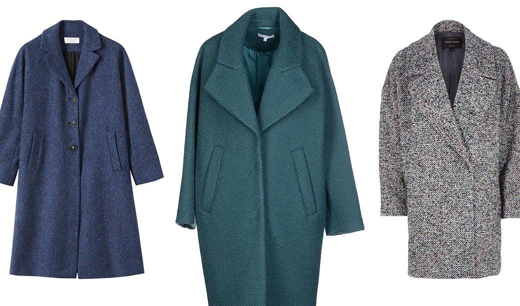 Что носить осенью: Пальто, платья, обувь и другие актуальные вещи из твида. Изображение № 9.