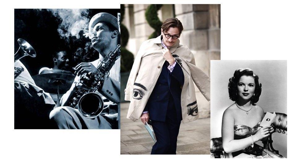 Джаз, 1940-е, денди. Изображение № 12.