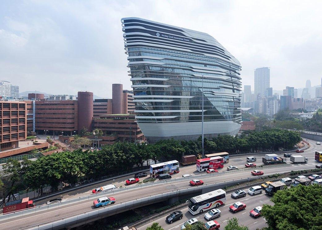 Башня инноваций в Гонконге. Изображение № 10.