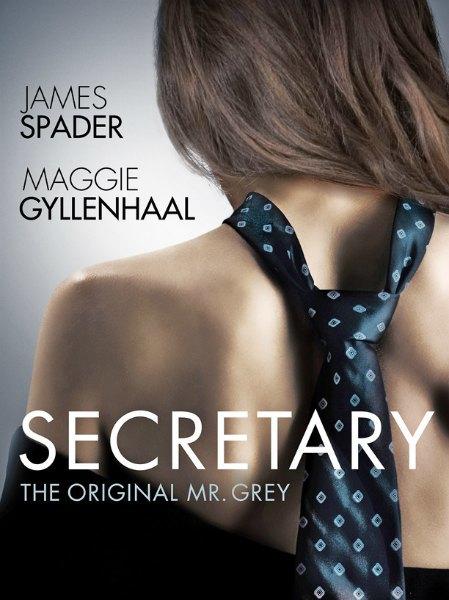 «Секретаршу» переиздали  в духе «50 оттенков серого». Изображение № 1.