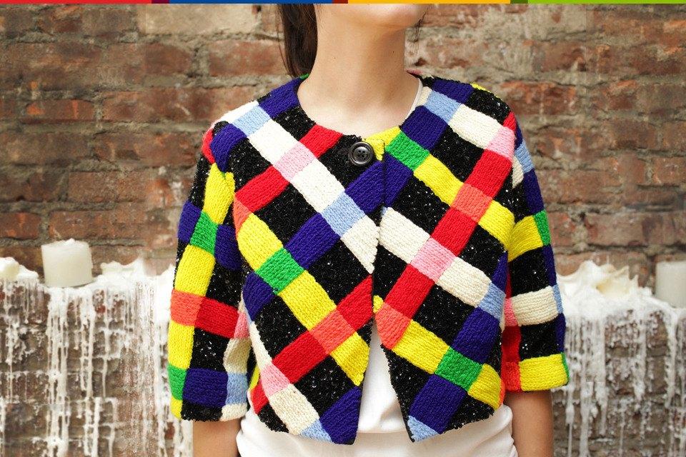 Число Пи: Нью-Йоркский стилист и ее коллекция пиджаков. Изображение № 22.