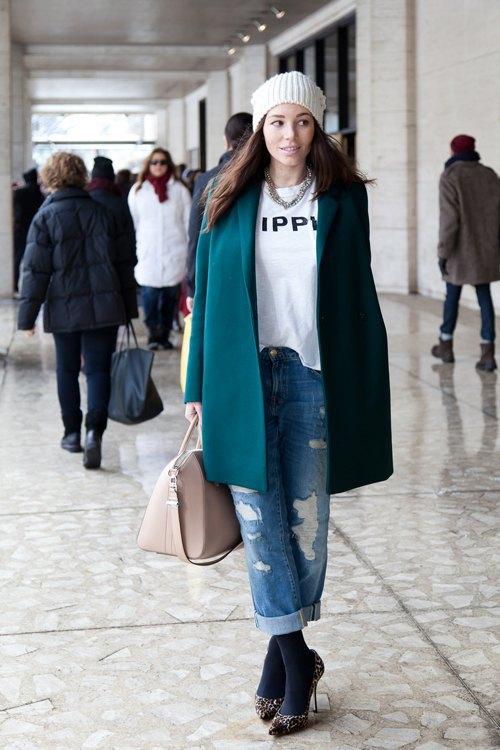 Неделя моды в Нью-Йорке,  часть I. Изображение № 41.