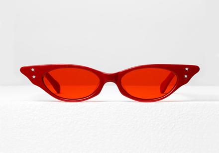Узкие очки: Элегантный тренд из 90-х — не только для шпионов. Изображение № 3.