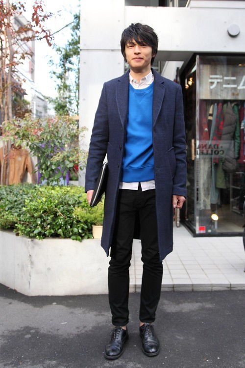 Красные шапки и бархатные ботинки на улицах Токио. Изображение № 38.