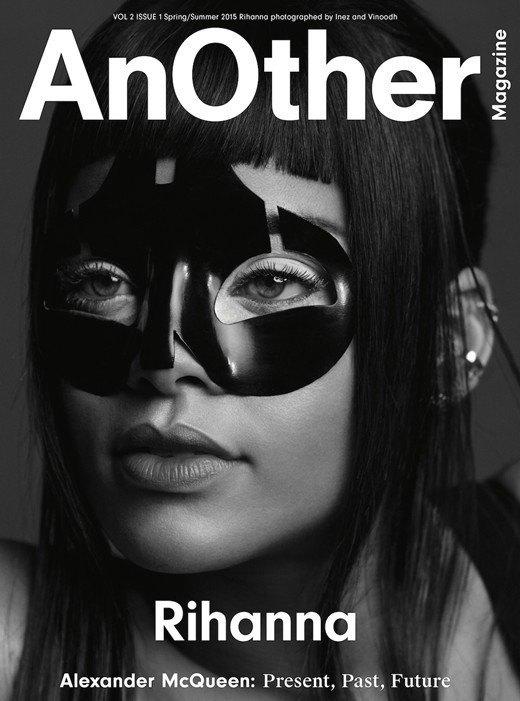 У нового номера AnOther Magazine три обложки, и все посвящены Маккуину. Изображение № 3.