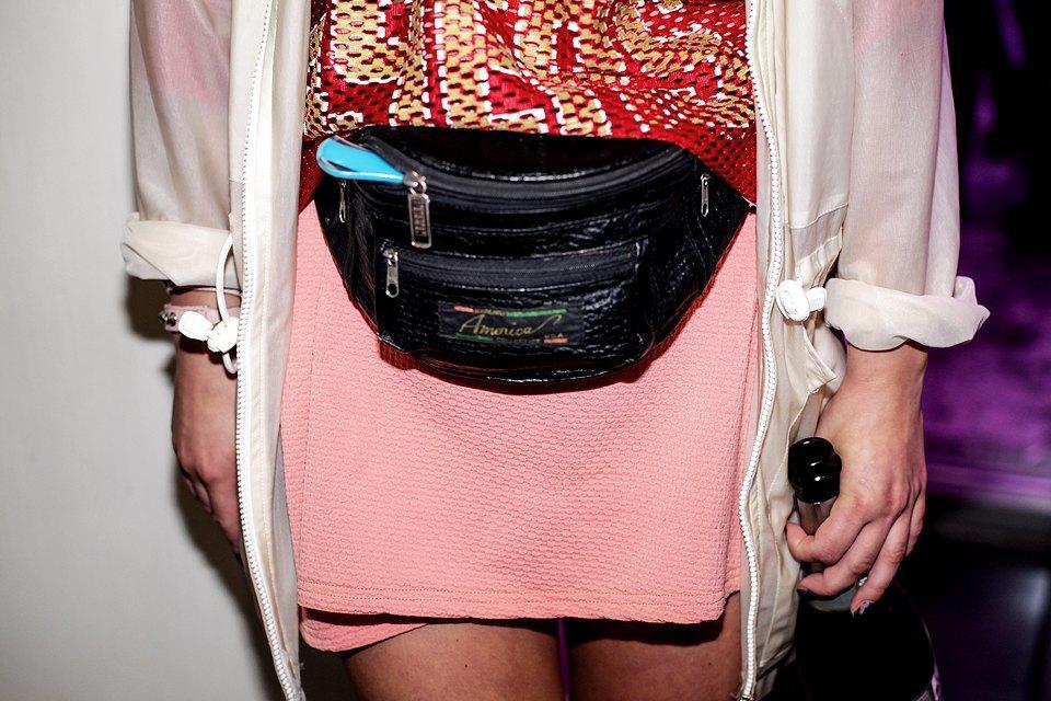 Посетители Fashion's Night Out  в «Цветном». Изображение № 6.