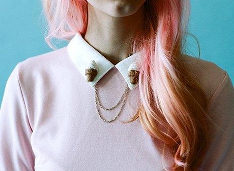 Блогер Кейли Флайт  о любимых нарядах. Изображение № 15.