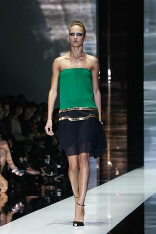 В Милане прошел показ Gucci SS 2012. Изображение № 9.