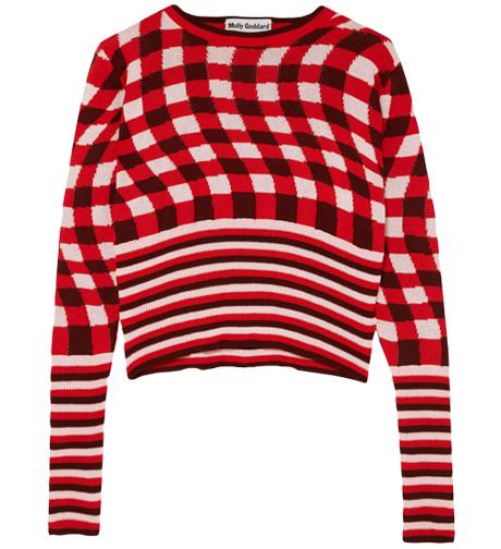 Пора утепляться: 10 свитеров с ярким принтом. Изображение № 2.
