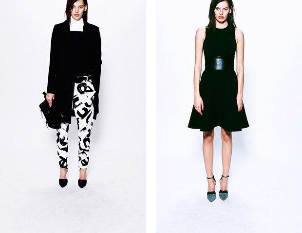 Аманда Мёрфи,  модель, открывшая  и закрывшая Prada. Изображение № 11.