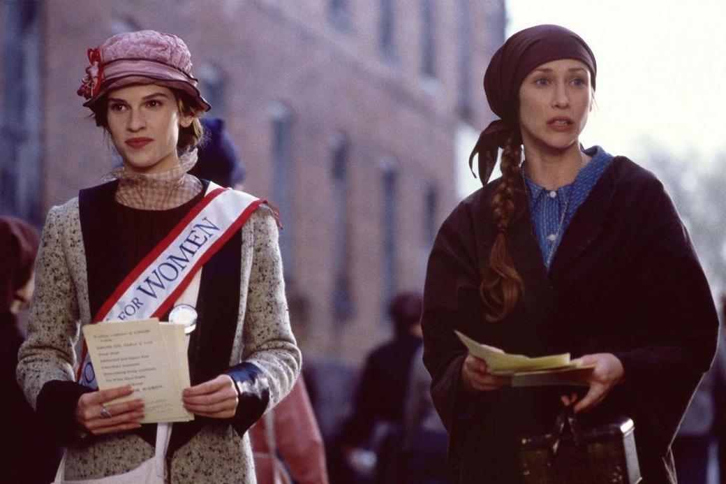 История в деталях:  Фильмы о протестах,  изменивших мир. Изображение № 7.