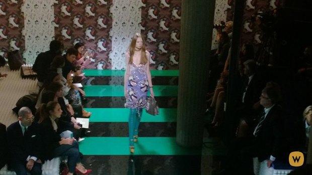 Прямой репортаж  с Paris Fashion Week:  День 9. Изображение № 14.