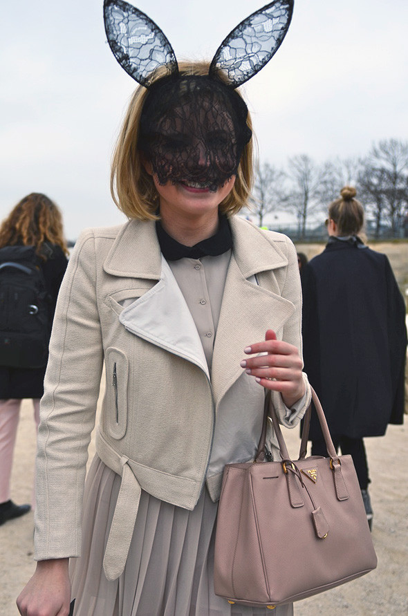Неделя моды в Париже: Streetstyle. Изображение № 10.