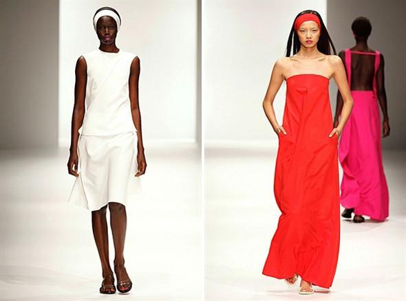 Показы на London Fashion Week SS 2012: День 2. Изображение № 5.
