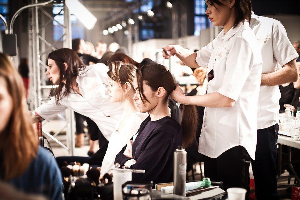 Репортаж: Летние платья  и меховые шапки Ruban FW13. Изображение № 8.