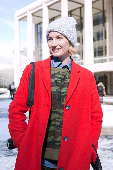 Неделя моды в Нью-Йорке,  часть II. Изображение № 32.