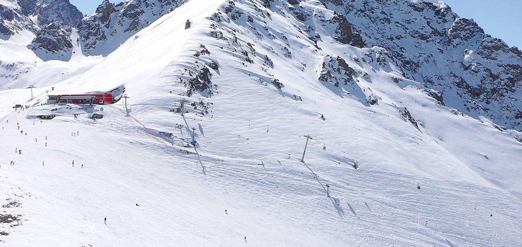 Где кататься на лыжах  и сноуборде: Курорты России и ближнего зарубежья. Изображение № 1.