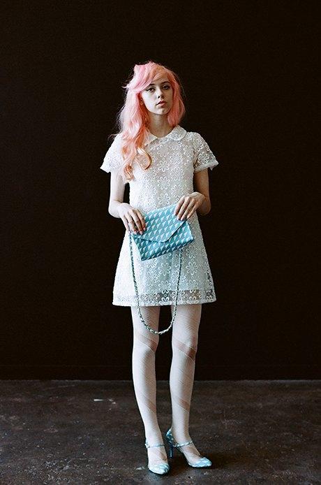 Блогер Кейли Флайт  о любимых нарядах. Изображение № 21.