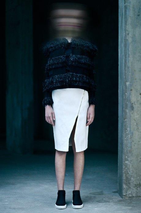 Saint-Tokyo: Асимметричная женская  одежда из Петербурга. Изображение № 5.