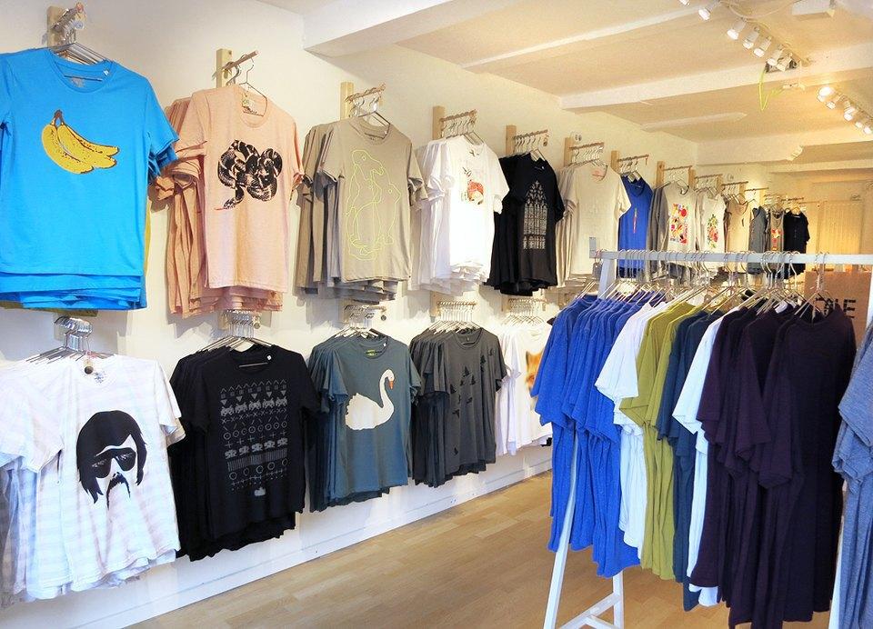 По каким магазинам ходить в Амстердаме. Изображение № 31.