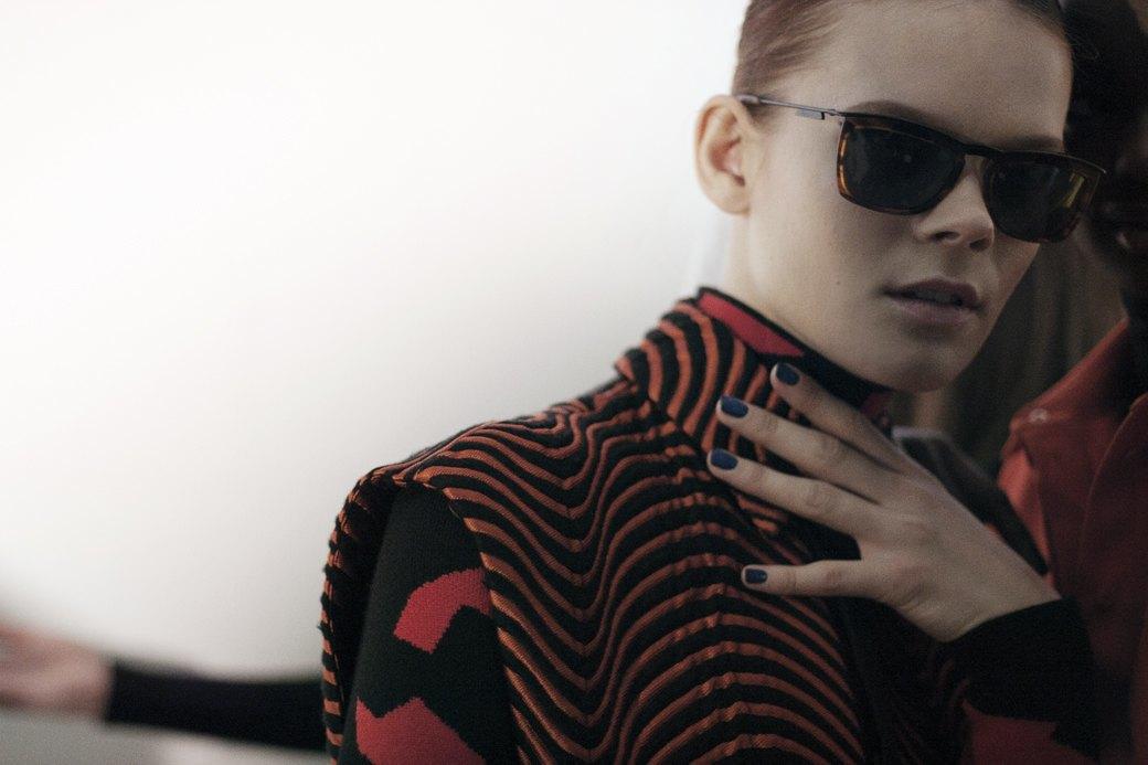 Paris Fashion Week FW 14: Бэкстейдж показа Kenzo. Изображение № 8.