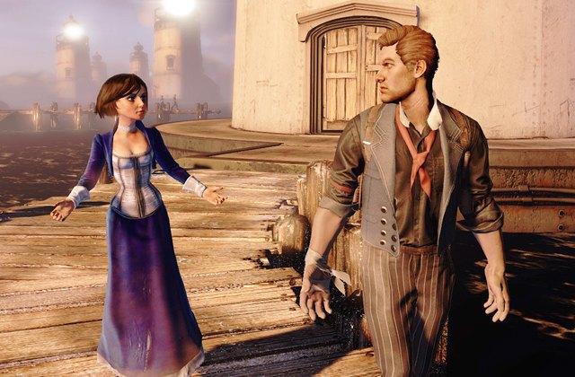Как видеоигры обходятся  с женщинами: 8 вредных клише . Изображение № 8.