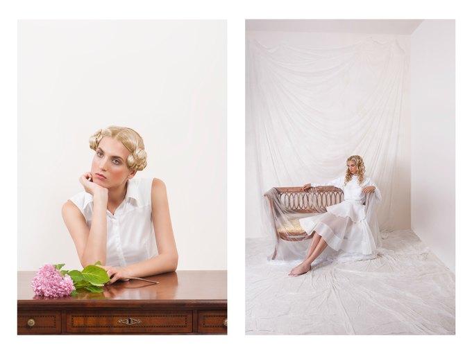 Фото Евгения Павленко, стиль Ксения Шнайдер, модель Ксения Биличкевская. Изображение № 2.