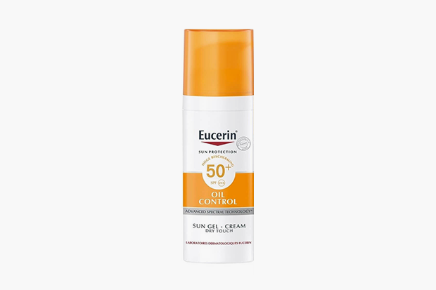 Солнцезащитный гель-крем Eucerin Sun Protection Oil Control Sun Gel-Cream. Изображение № 23.