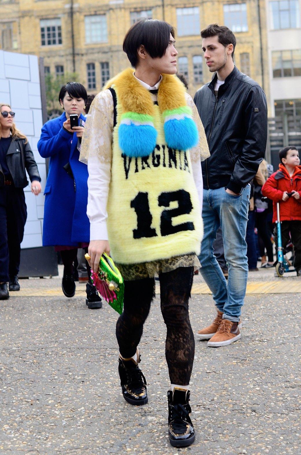 Неделя моды в Лондоне, часть I. Изображение № 26.