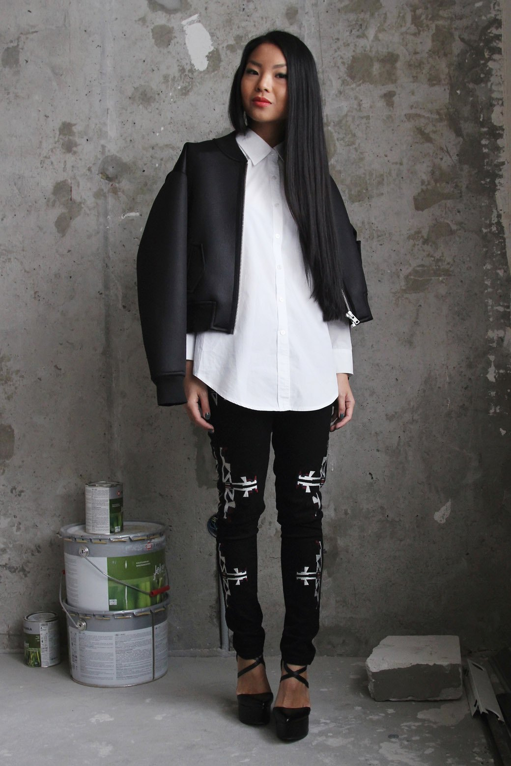 Ульяна Ким, PR-директор Aurora Fashion Week и блогер. Изображение № 16.