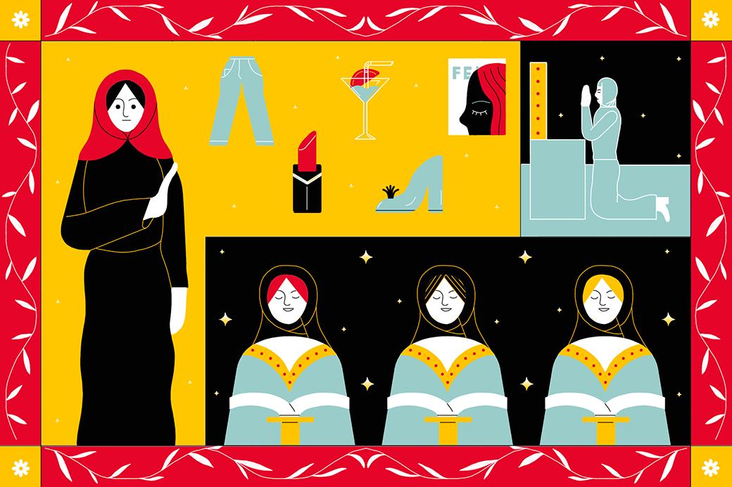 Духовная элита: Как я поступила в школу регентов и теперь живу в Лавре. Изображение № 1.