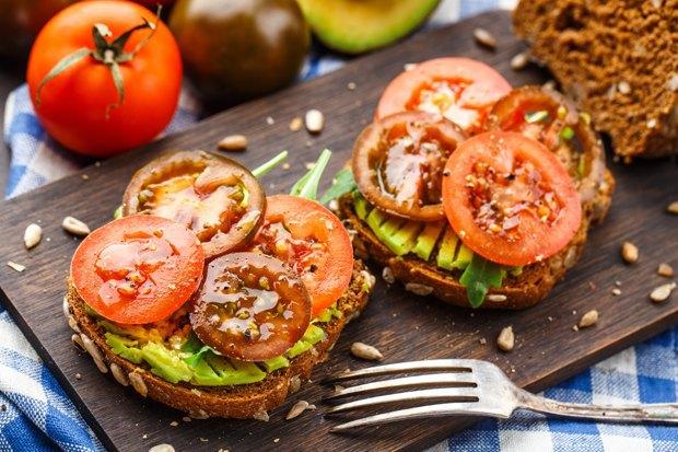 рецепт тосты бутербродов