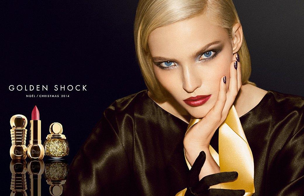 Вестник фотошопа:  Ретушь в рекламе  косметики в 2014 году. Изображение № 2.