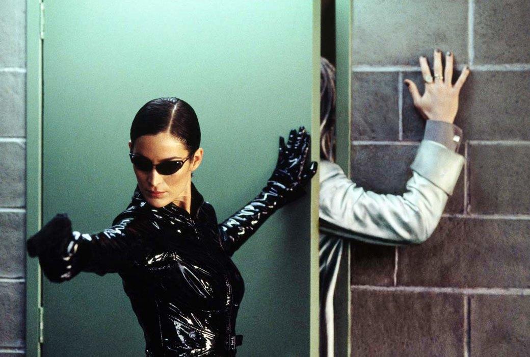 Кадр из фильма «Матрица», 1999. Изображение № 3.