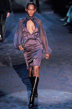 Gucci FW 2005 . Изображение № 31.