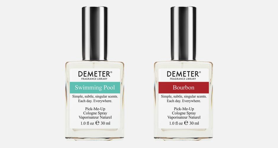 Ароматы Demeter с запахом бурбона и бассейна. Изображение № 1.