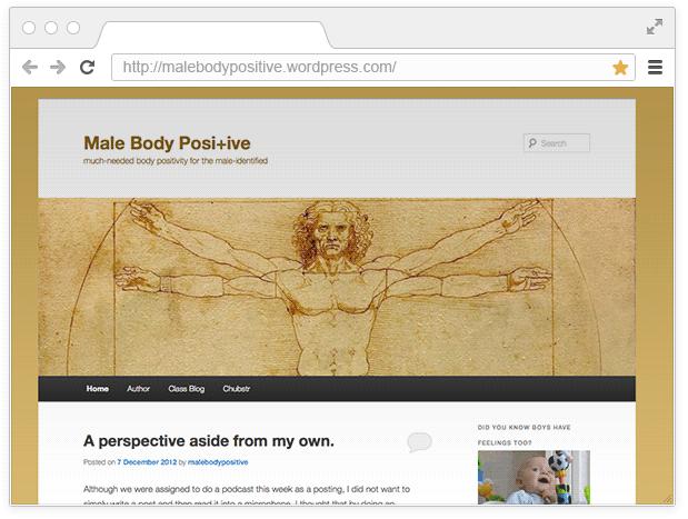 10 вдохновляющих блогов о восприятии тела. Изображение № 8.
