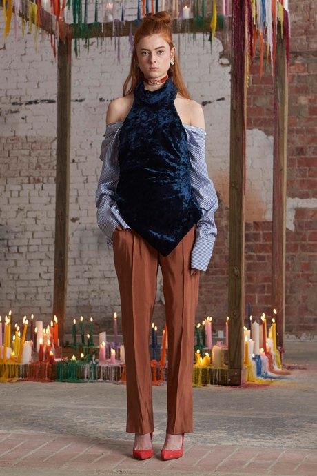 Что носить весной:  10 модных образов. Изображение № 4.