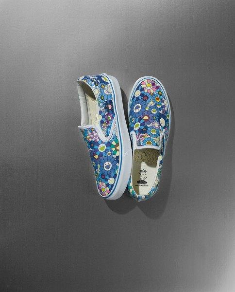 Художник Такаси Мураками создал коллекцию для Vans. Изображение № 1.