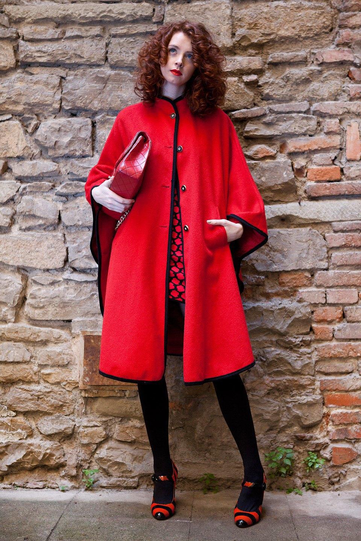 Кармел Уолш, стилист флорентийского магазина Luisa Via Roma. Изображение № 8.