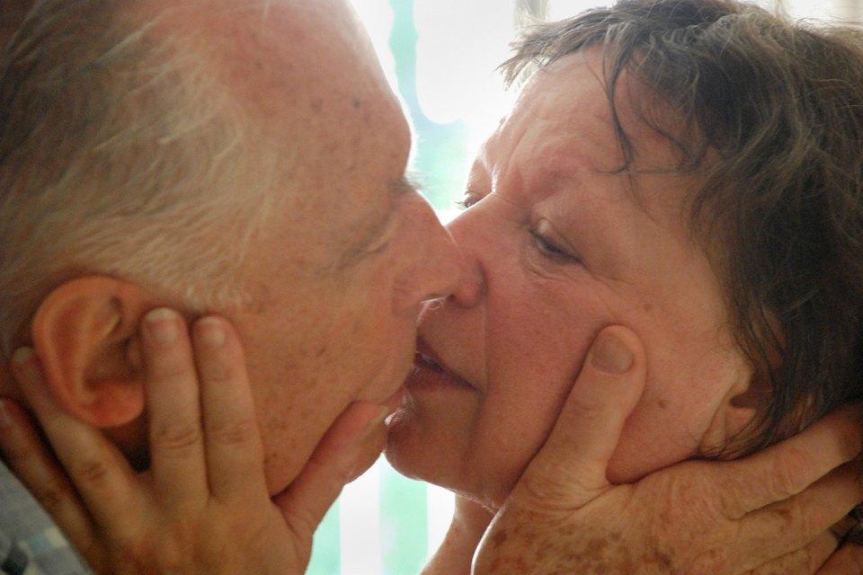 Секс в пожилом возрасте 70 лет