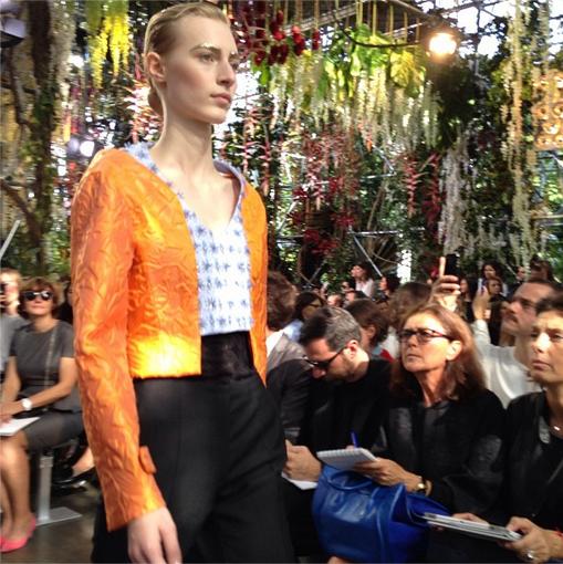 Прямой репортаж  с Paris Fashion Week:  День 4. Изображение № 24.