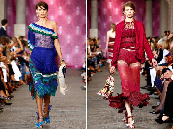 Показы Milan Fashion Week SS 2012: День 5. Изображение № 8.